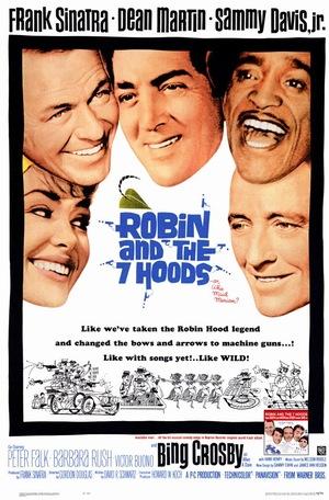 Фільм «Робин и 7 гангстеров» (1964)