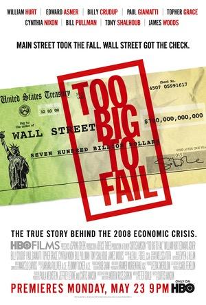 Фільм «Завеликі для банкрутства» (2011)