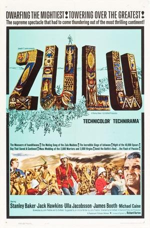 Фільм «Зулуси» (1964)