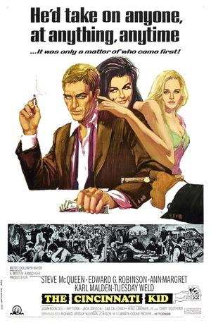 Фильм «Цинциннати Кид» (1965)