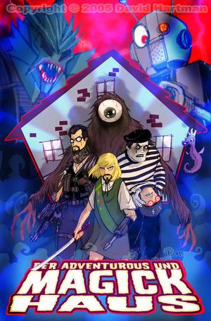 Серіал «Adventurous und Magick Haus» (2004 – 2005)