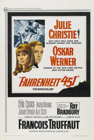 Фильм «451 градус за Фаренгейтом» (1966)