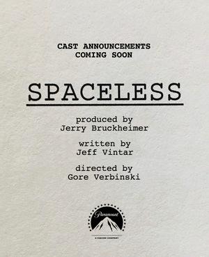 Фильм «Spaceless»