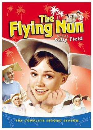 Сериал «Летающая монахиня» (1967 – 1970)