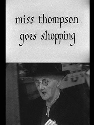 Фільм «Miss Thompson Goes Shopping» (1958)