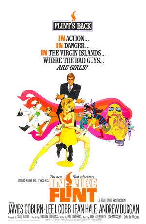 Фільм «Двойник Флинта» (1967)