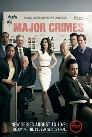 Серіал «Особливо тяжкі злочини» (2012 – 2018)
