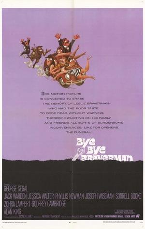 Фильм «Прощай, Брейверман» (1968)