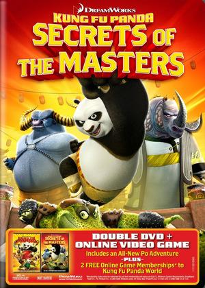 Мультфільм «Панда Кунг-Фу: Секрети майстрів» (2011)