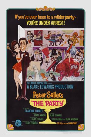 Фільм «Вечірка» (1968)