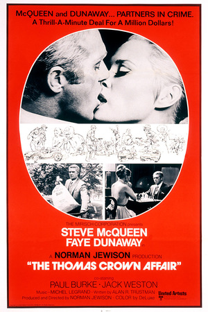 Фільм «Афера Томаса Крауна» (1968)
