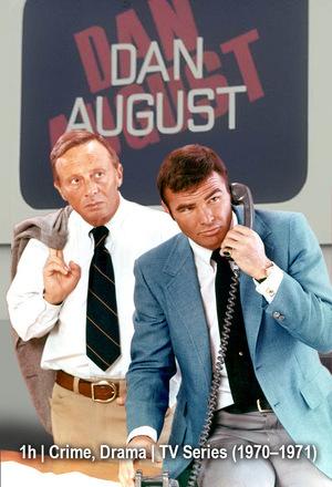 Сериал «Дэн Огэст» (1970 – 1971)