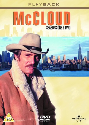 Серіал «МакКлауд» (1970 – 1977)