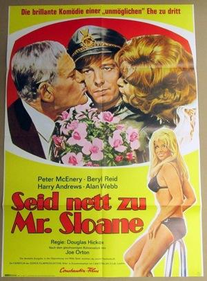 Фильм «Развлекая мистера Слоуна» (1970)
