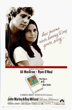Фільм «Історія кохання» (1970)