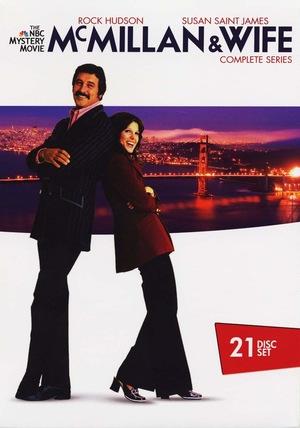 Сериал «МакМиллан и жена» (1971 – 1977)
