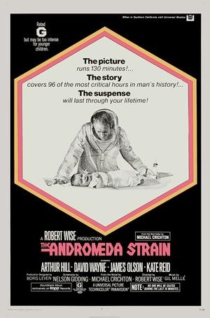 Фильм «Штамм Андромеда» (1971)