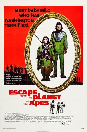 Фильм «Бегство с планеты обезьян» (1971)