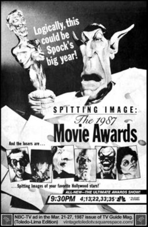 Фильм «Spitting Image: The 1987 Movie Awards» (1987)
