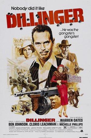 Фильм «Диллинджер» (1973)
