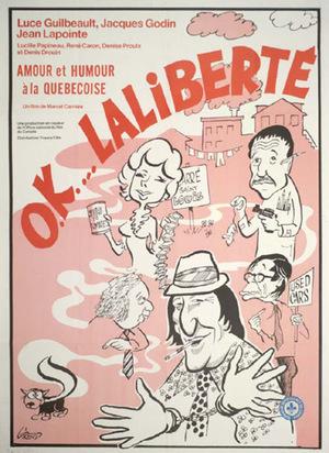 Фильм «O.K. ... Laliberté» (1973)