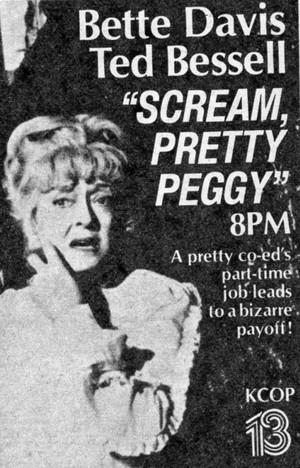 Фільм «Кричи, красотка Пегги» (1973)