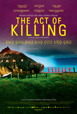 Фільм «Акт вбивства» (2012)