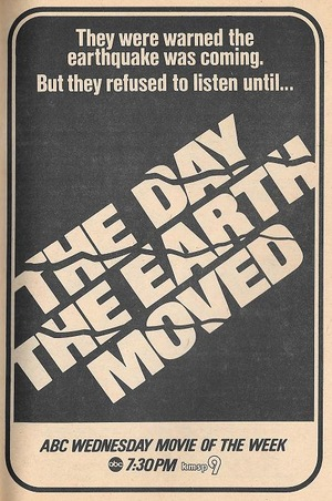 Фильм «The Day the Earth Moved» (1974)