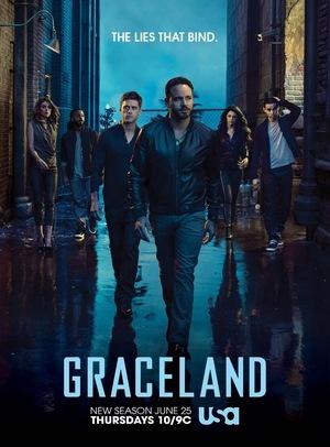 Серіал «Грейсленд» (2013 – 2015)