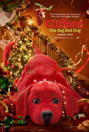 Мультфільм «Великий червоний пес Кліффорд» (2021)