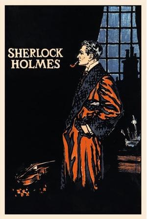 Фильм «Шерлок Холмс» (1916)