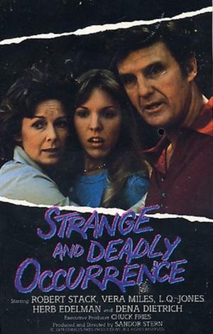 Фільм «Странное и фатальное обстоятельство» (1974)
