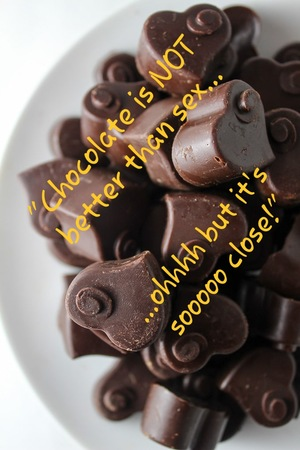 Фильм «Chocolate Is Not Better Than Sex»