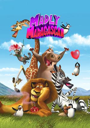 Мультфільм «Шалений Мадаґаскар» (2011)