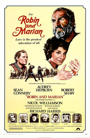 Фільм «Робін та Меріен» (1976)