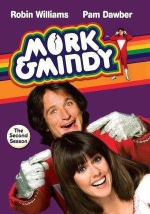Серіал «Морк и Минди» (1978 – 1982)