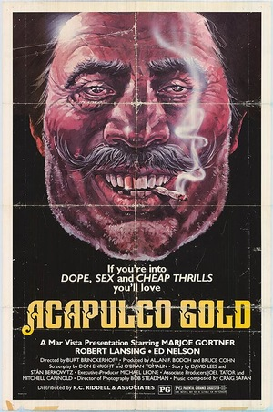 Фільм «Acapulco Gold» (1976)