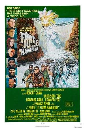 Фильм «Отряд 10 из Навароне» (1978)