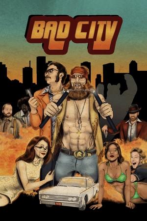 Фільм «Плохой город» (2014)
