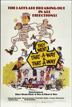 Фільм «Вони побігли туди і он туди» (1978)