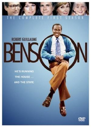 Сериал «Бенсон» (1979 – 1986)