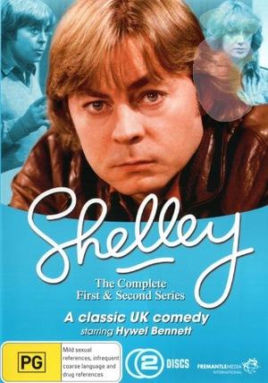 Серіал «Shelley» (1979 – 1983)