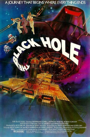 Фільм «Чорна діра» (1979)