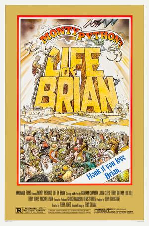 Фільм «Буття Брайана за Монті Пайтоном» (1979)
