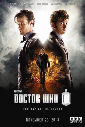 Фільм «Доктор Хто: День Доктора» (2013)