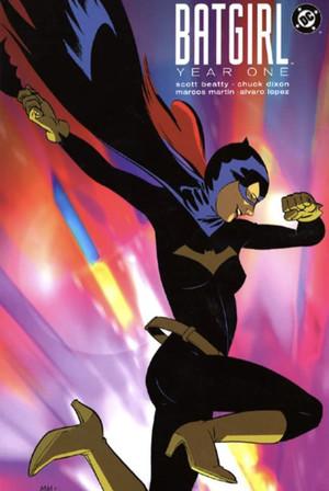 Мультфільм «Batgirl: Year One» (2009)
