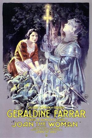 Фільм «Жанна-женщина» (1916)