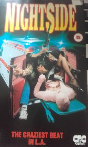 Фільм «Nightside» (1980)
