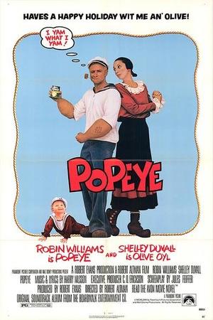 Фільм «Попай» (1980)