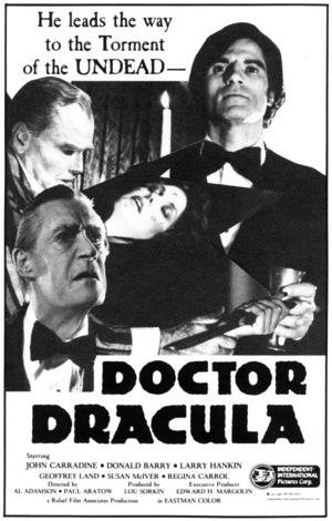 Фильм «Доктор Дракула» (1978)